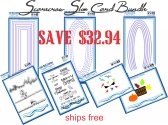 SCARECROW SLIM CARD BUNDLE