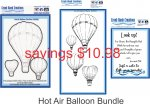 HOT AIR BALLOON BUNDLE SPECIAL