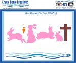 CBC Mini Easter Bunny Set
