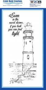 CBC Lighthouse Stamp