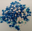 Shake and Rattle cookie monster confetti