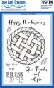 CBC  4x6 Eat Pie stamp