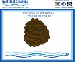 CBC Pine Cone Die