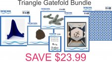 TRIANGLE GATEFOLD BUNDLE SPECIAL