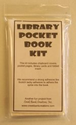Library Pocket Book Kit CBC