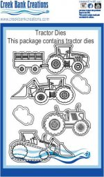 CBC Tractor Shape Dies