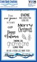 Creek Bank Creations Gnome Greetings Stamp