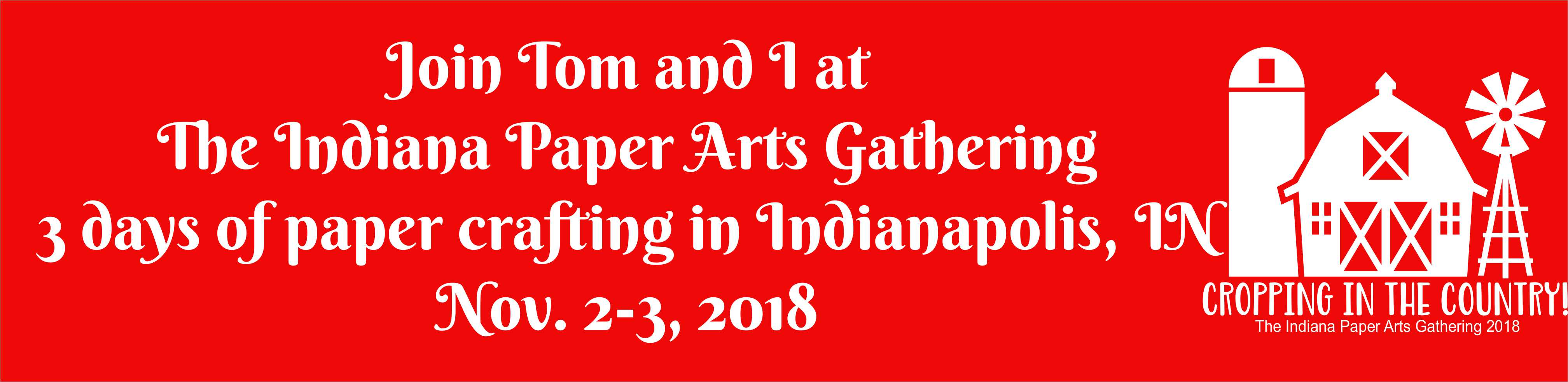 The Indiana Paper Arts Gathering